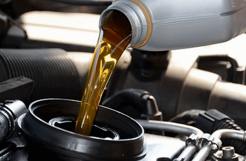 Độ nhớt dầu động cơ