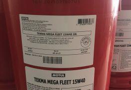Dầu nhớt vận tải TEKMA MEGA FLEET 15W40