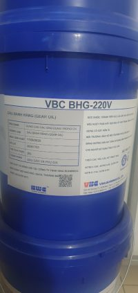 Dầu bánh răng VBC BHG 220V