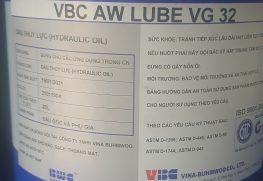 Dầu thủy lực VBC AW LUBE VG 32V